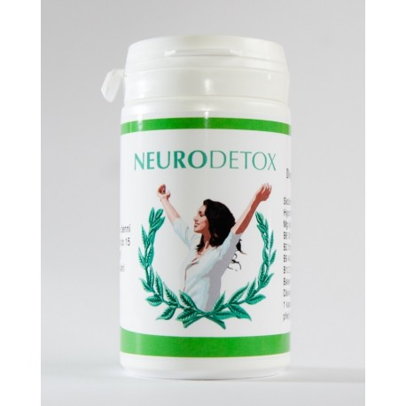 NEURODETOX - 60 kapslí - Nature Force