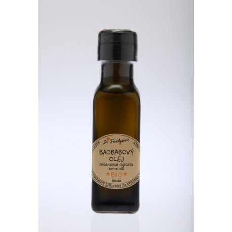 Dr. Feelgood BIO baobabový olej 100 ml