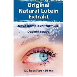Naturgreen Original Natural Lutein Extrakt 120 vegan kapslí
