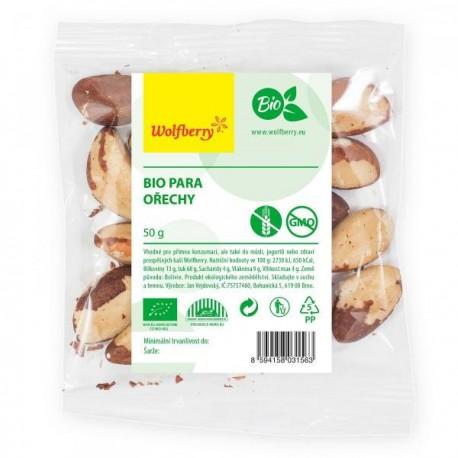 Para ořechy Wolfberry BIO 50 g