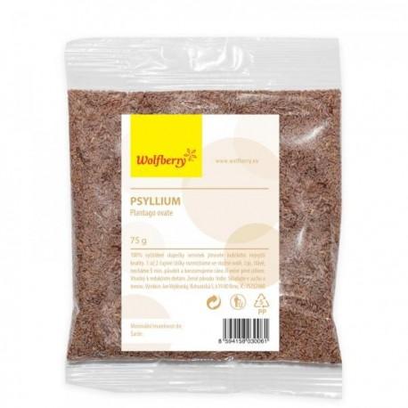 Wolberry Psyllium celé- semínka jitrocele indického 75 g