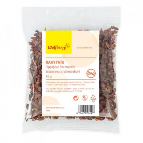 Wolfberry Rakytník plod 50 g