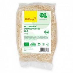 Rýže jasmínová bílá Wolfberry BIO 250 g