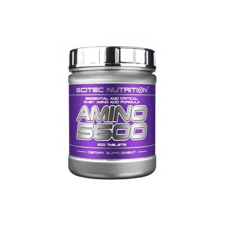 Scitec Nutrition Amino 5600 500 tablet