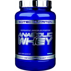 Scitec Nutrition Anabolic Whey 900 g
