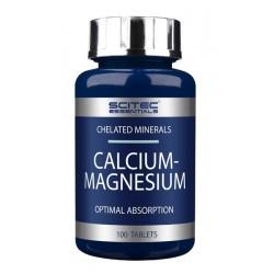 Scitec Nutrition Calcium-Magnesium 100 tablet